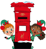 Santas Grotto Workshop @ Hamleys